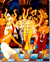 [Chaitanya sankirtana]
