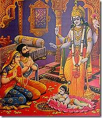 Krishna birth