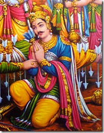 [Yudhishthira Maharaja]