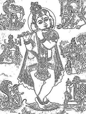 [Krishna-lila]
