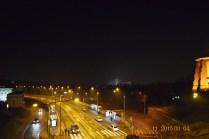 Skats no vecpilsētas uz Varšavu