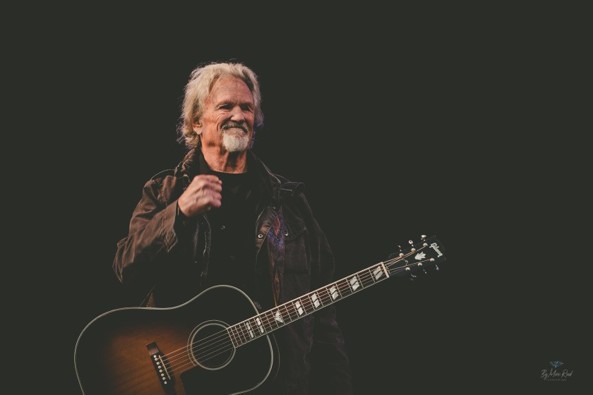 Document live show Kris Kristofferson Denmark 2019 by Marc Roed