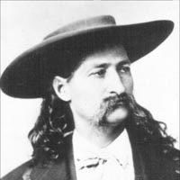 Wild Bill Hickok 1873/4