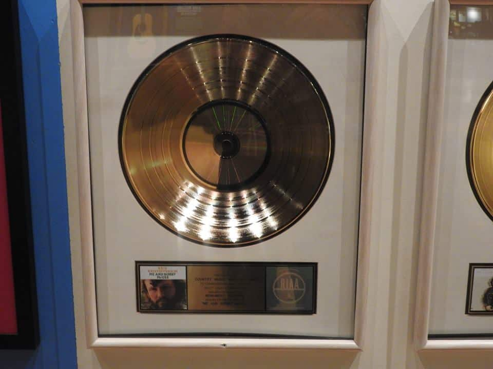 Country Music Hall of Fame Gold 1