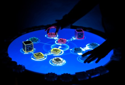 Reactable - Reactable Systems (photo courtesy of Reactable Systems)