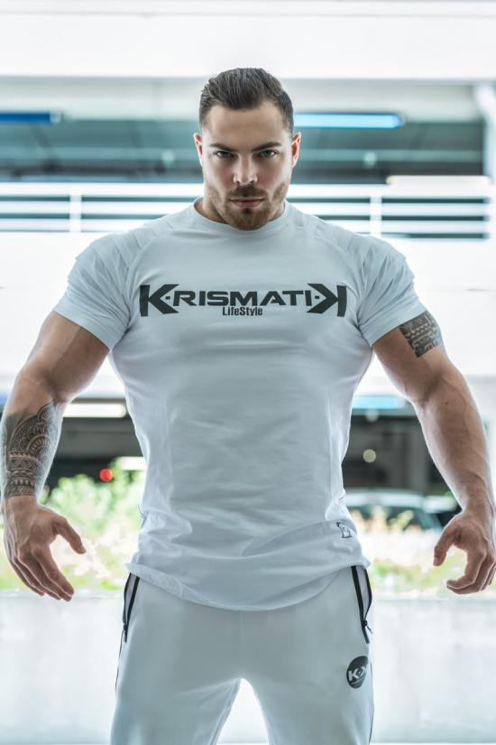 tshirt fitness musculation