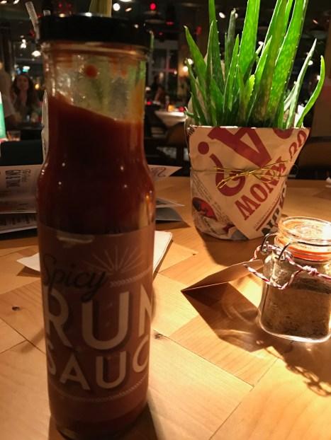 Revolution de Cuba : Hot Sauce
