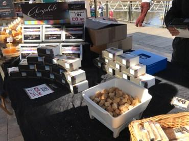 Lomond Shores Spring Fest : Chrystals Shortbread 1