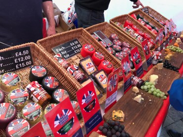 Lomond Shores Spring Fest : Great British Cheese 1