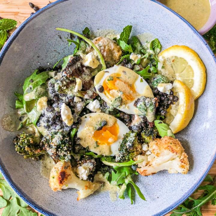 lentil salad recipe