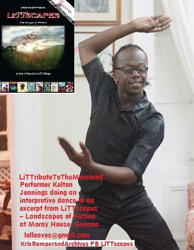 LiTTscapes expressed through interpretive dance