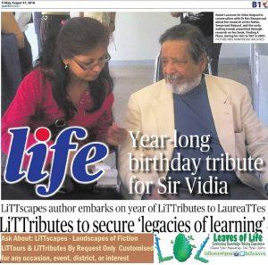 LiTTriibutes Celebrate Legacies of Learning
