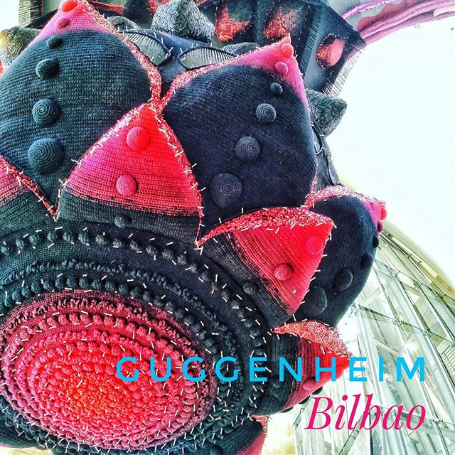#Guggenheim #Bilbao . An exhibition worth catching this #summer 2018.