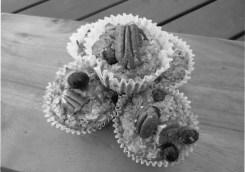 food porn muffins