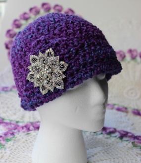 Chemo Cap Crochet Pattern