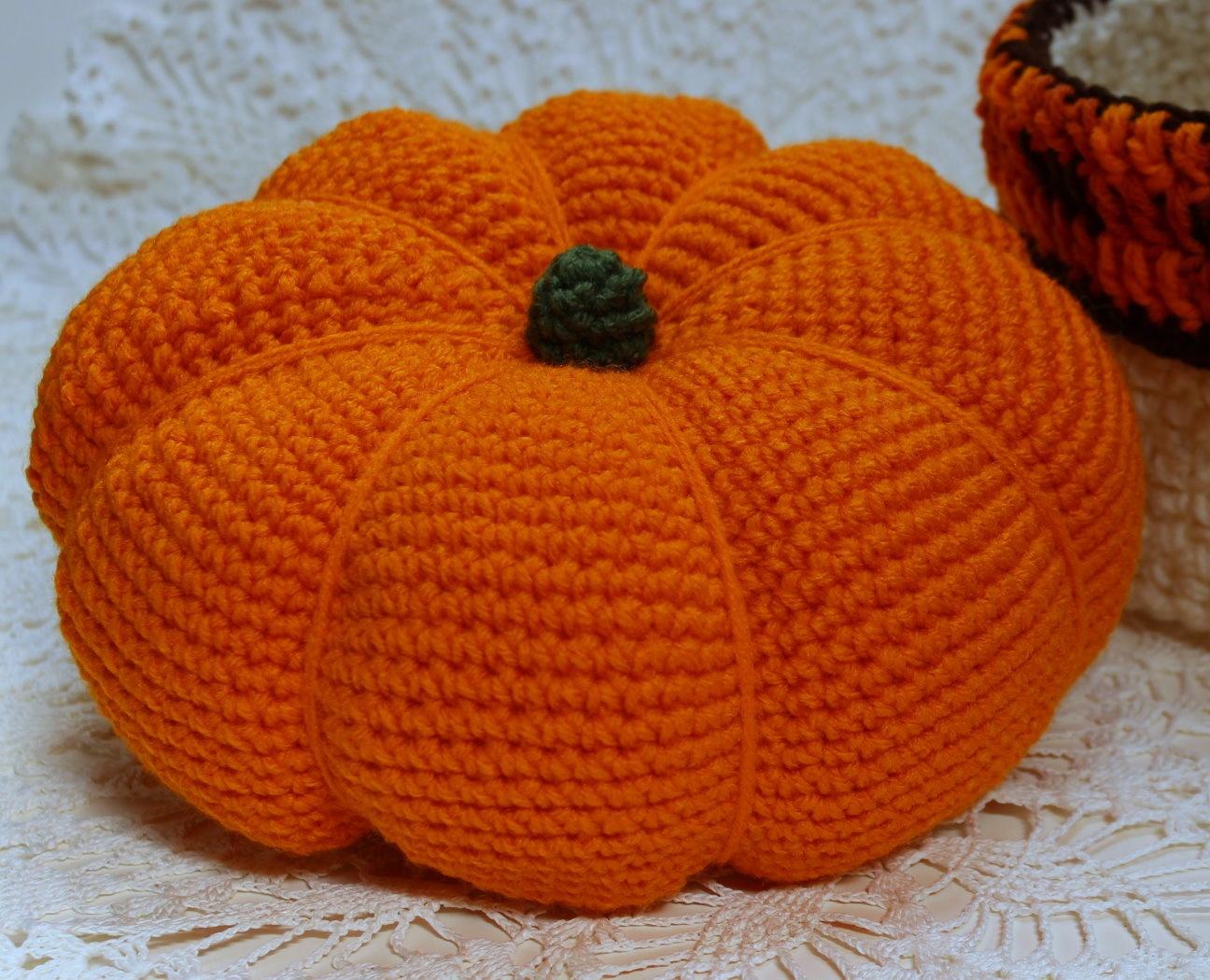 It's a Lovely Big Pumpkin