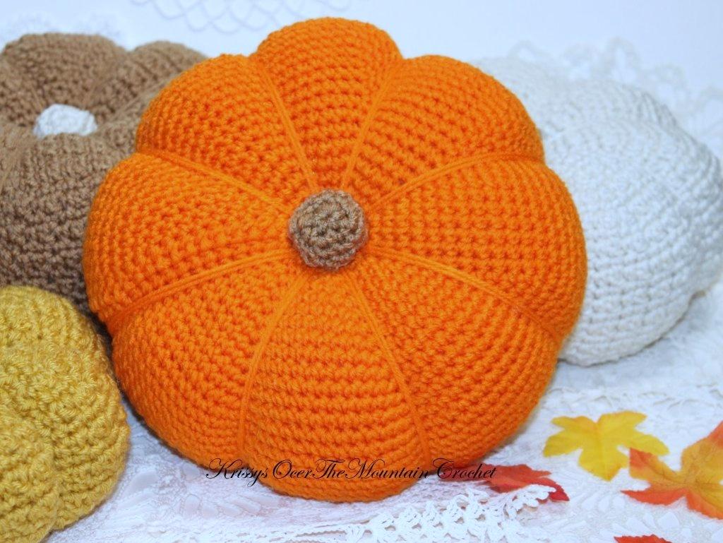 A Lovely Big Pumpkin