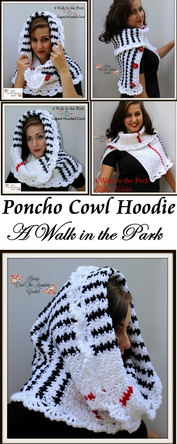 A Walk In The Park Crochet Pattern