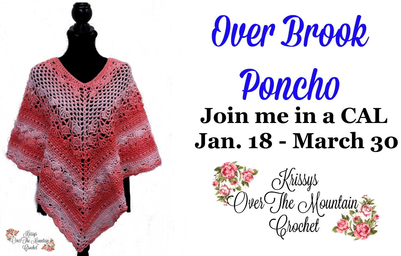 Over Brook Poncho CAL