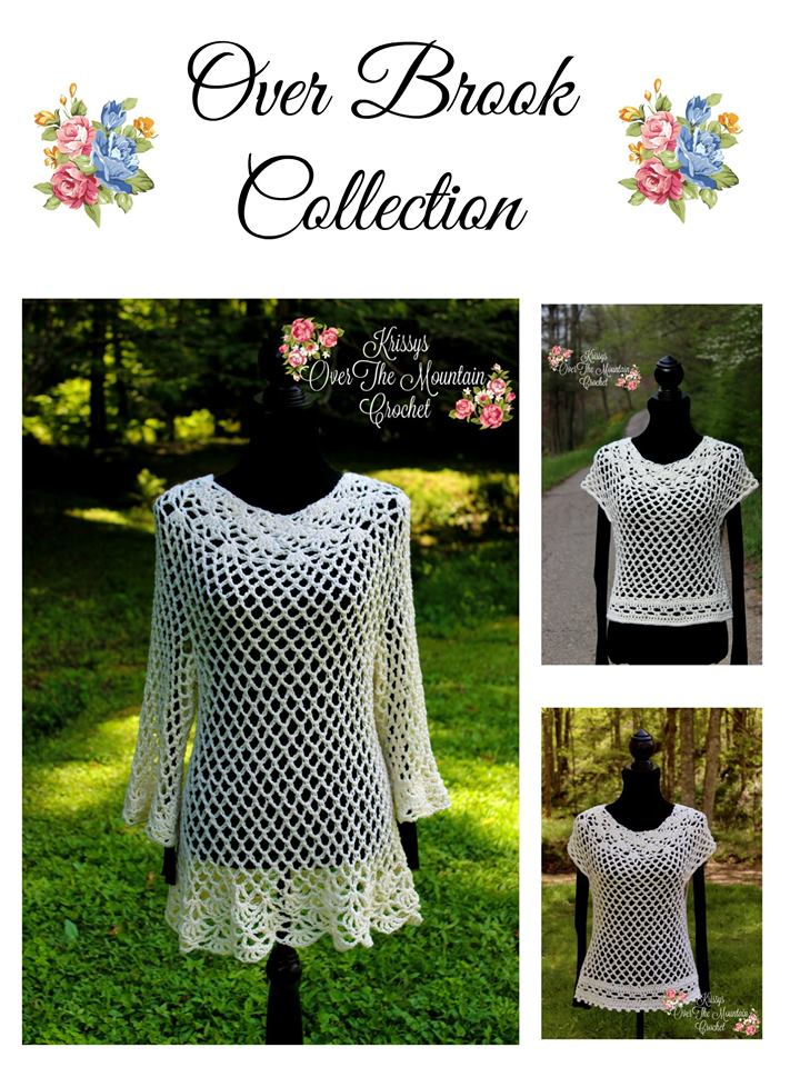 Over Brook Tunic Collection