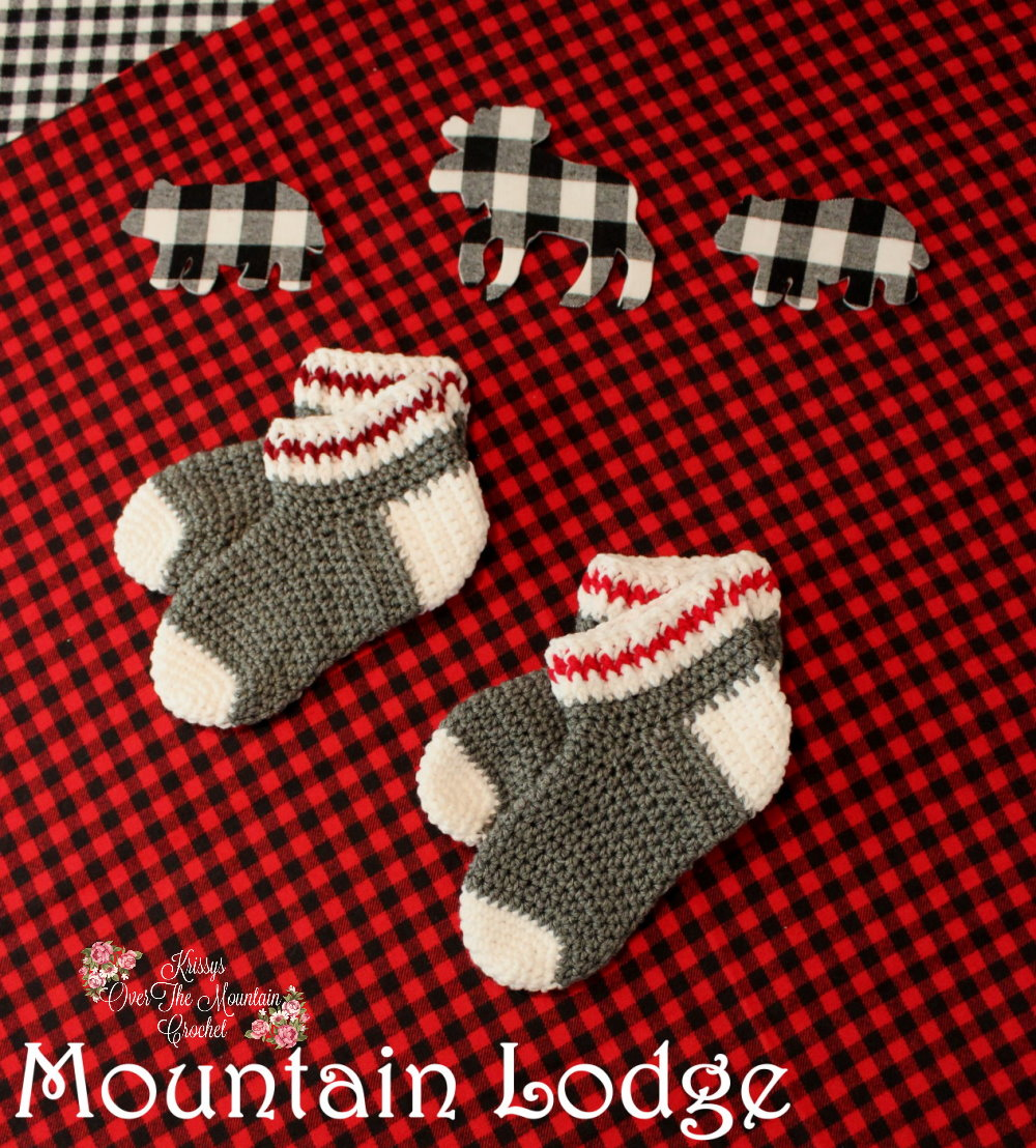 mountain Lodge socks