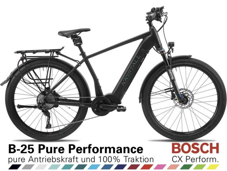 Auswahl KRISTALL B-25 Pure Performance mit BOSCH Performance Line CX