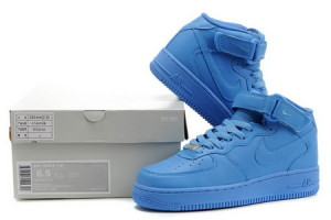 Women-Nike-Air Force-1 High-QK-University-Blue_05