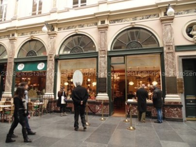 Chocolade Gallerie St. Hubert