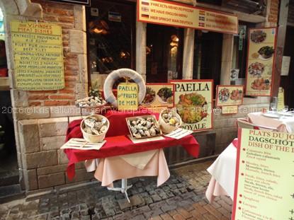 In der rue des Bouchers