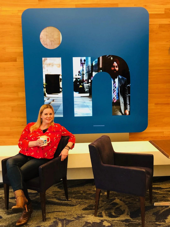 Krista Mollion at Linkedin