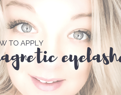 Are Magnetic Eyelashes Easy to Put On?