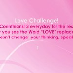 Downloadable Love Challenge!