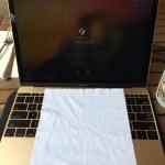 Save your MacBook screen