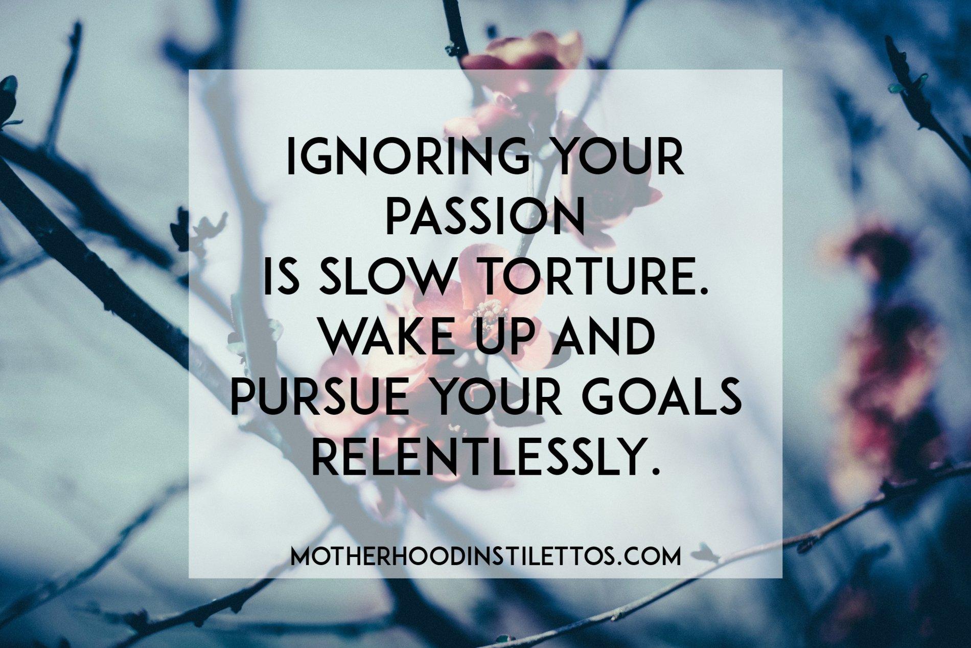 ignoring-my-passion