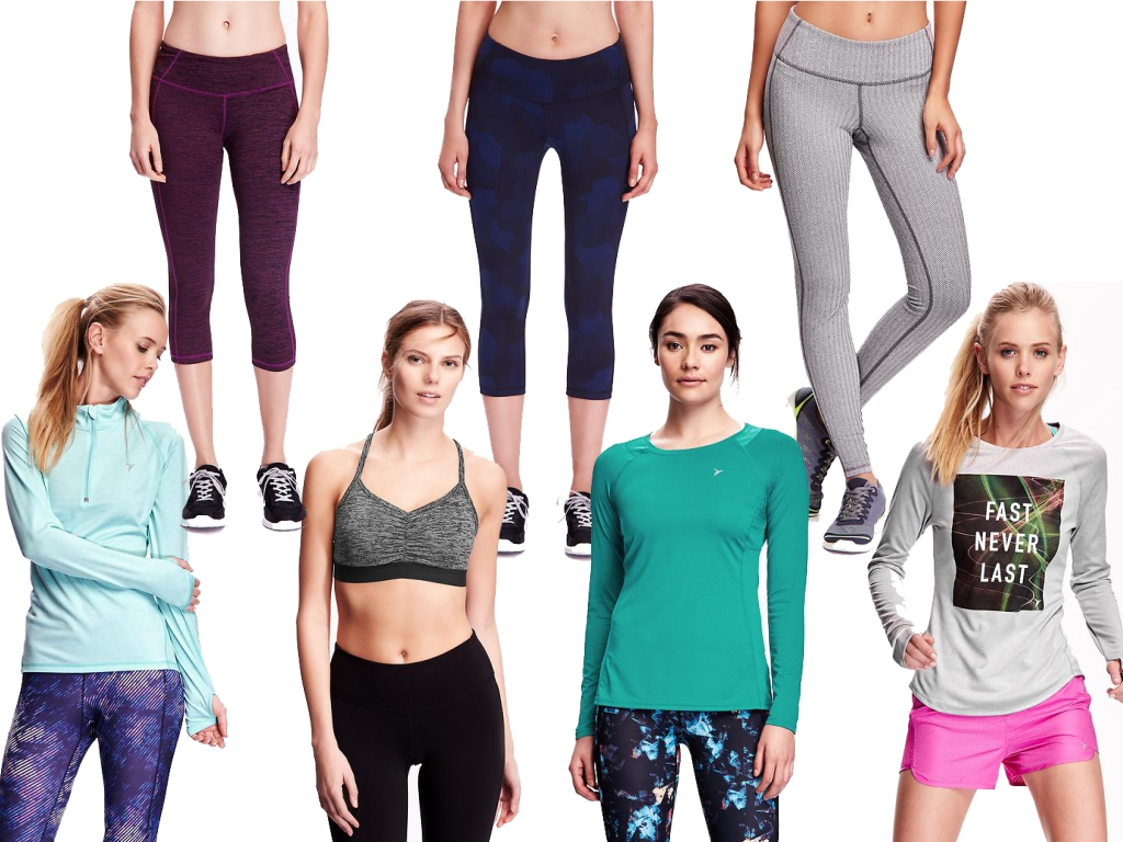 stylish workout clothes + 5 weight loss tips you can start today