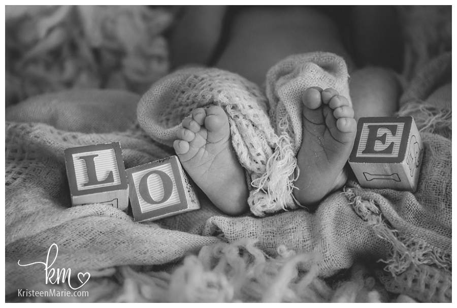 Baby Dominic Zionsville Newborn Photographer
