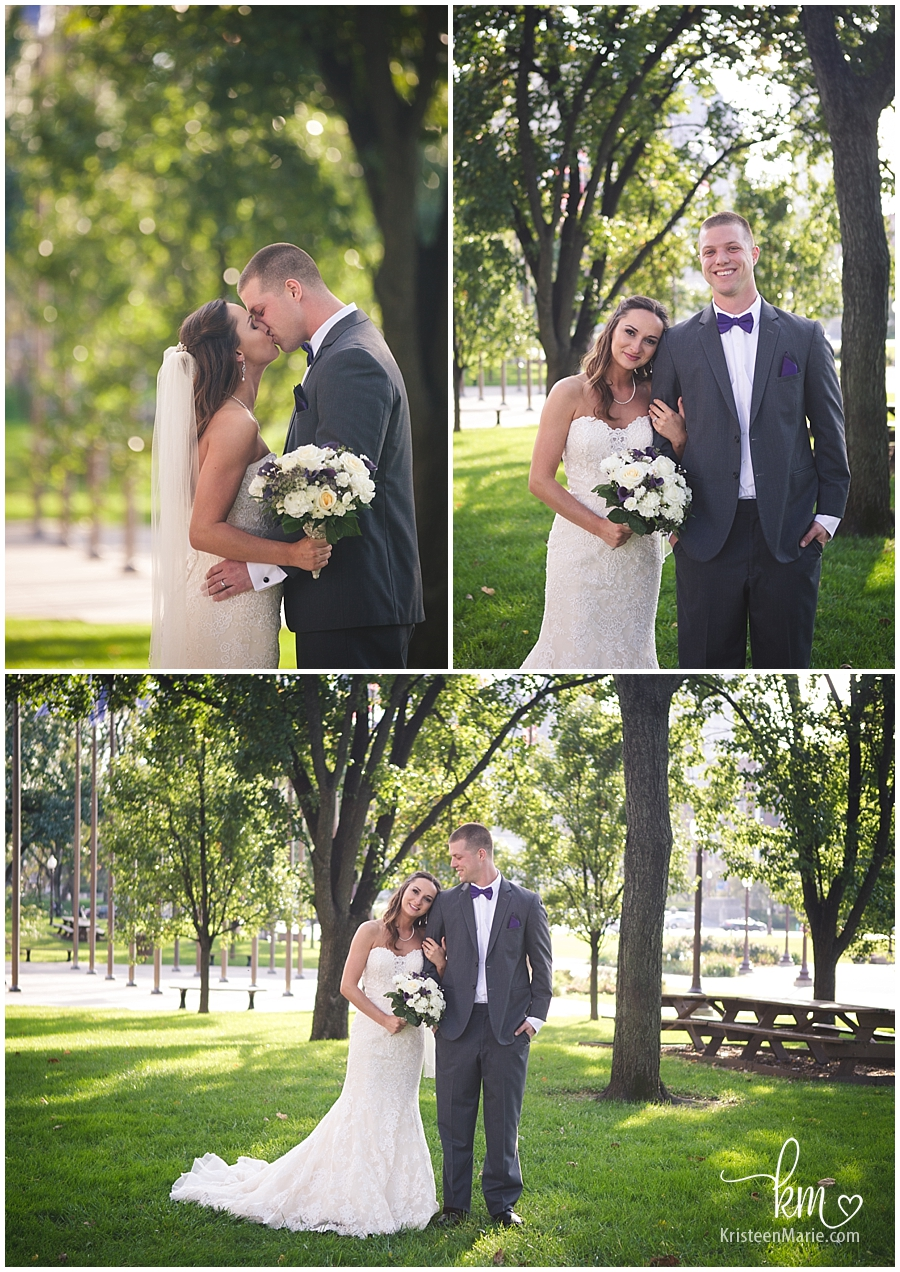 Cary And Betsy Rathskeller Wedding In Indianapolis