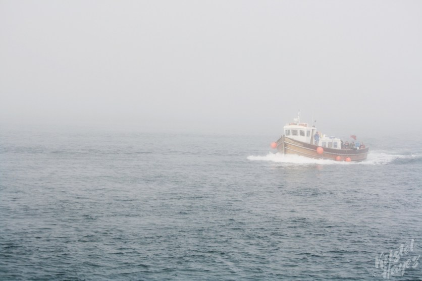Iona: Ferry from Mull