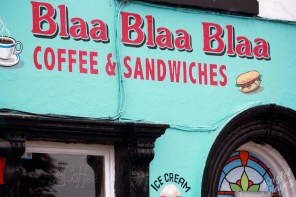Blaa Blaa Blaa Coffee Sandwich Shop-Kilkenny, Ireland