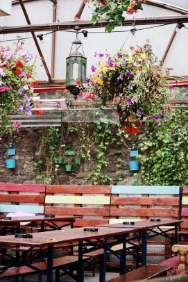 Franciscan Well Patio-Cork, Ireland