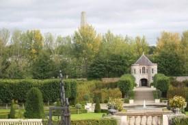 Gardens at Royal Hospital Kilmainham, Dublin