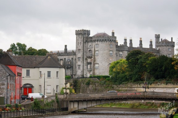 Kilkenney Castle from John's Quay - Ireland