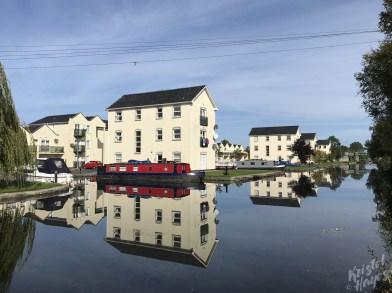 Monasterevin-River Barrow, Ireland