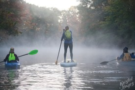 Paddle What You Love-Royal River, Yarmouth Maine