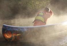 Paiseley Canoe-Royal River, Yarmouth Maine