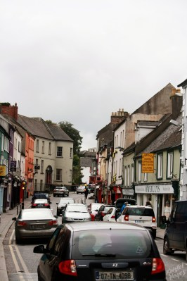 Quaint Downtown Kilkenny, Ireland