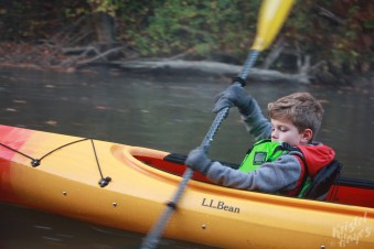 Start Them Young-Royal River, Yarmouth Maine
