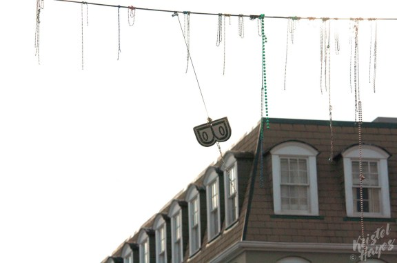 NOLA | Bourbon Street | Boobs On Wires