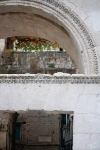 Ancient Details, Split Croatia