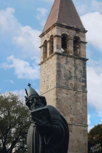 Bishop Gregory of Nin, Split Croatia